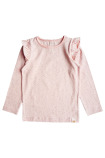 By Heritage Ester Top Peach Pink