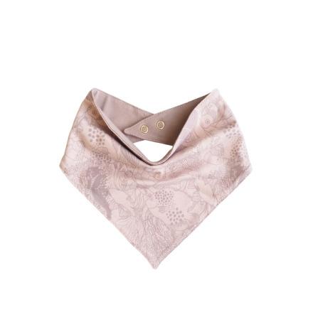 By Heritage Svante Scarf Print Vintage Pink