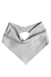 By Heritage Svante Scarf Print Light Grey