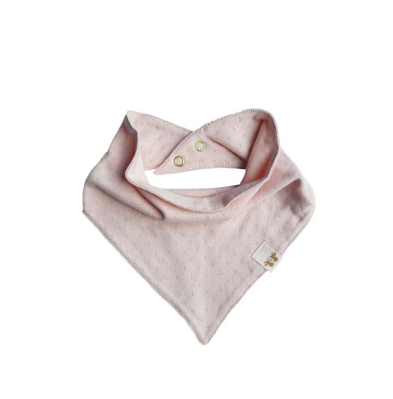 By Heritage Svante Scarf Peach Pink