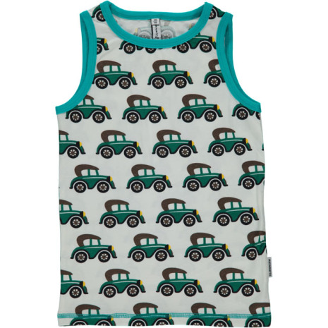 Maxomorra Tank Top Veteran Car