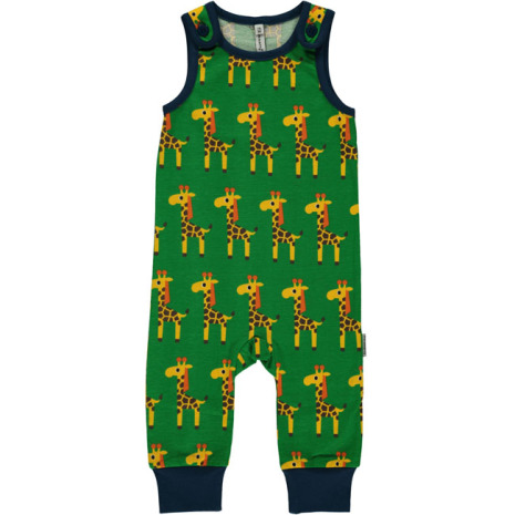 Maxomorra Playsuit Giraffe