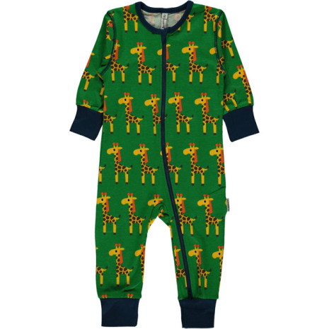 Maxomorra Pyjamas LS Giraffe