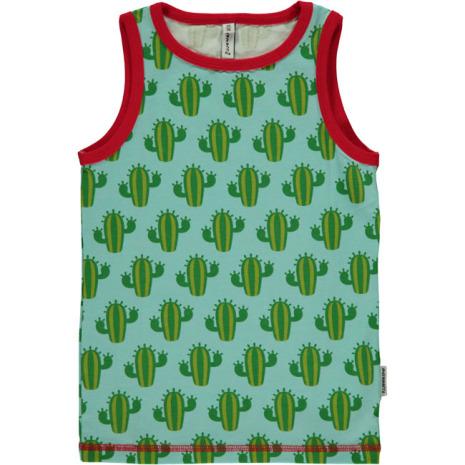 Maxomorra Tank Top Cactus