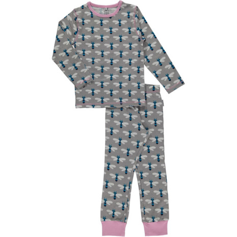 Maxomorra Pyjamas Set LS Dragonfly