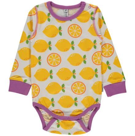 Maxomorra Body LS Lemon