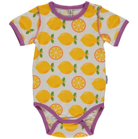 Maxomorra Body SS Lemon