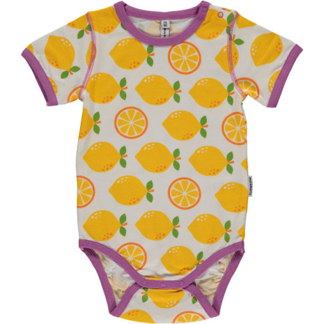 Maxomorra Body SS Lemon