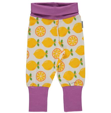 Maxomorra Babybyxa Lemon