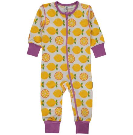 Maxomorra Pyjamas LS Lemon