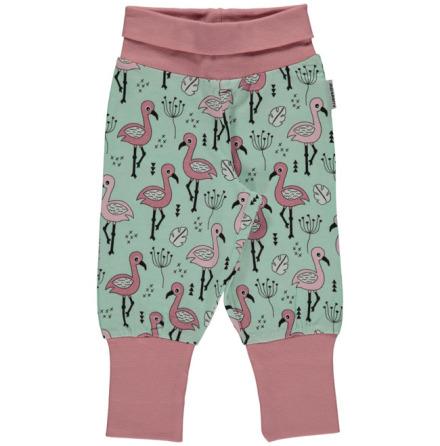 Maxomorra Babybyxa Sweet Flamingo