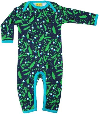 Duns Pyjamas Pea Blue