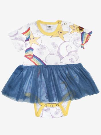 Modeerska Huset Baby Ballerina Starry Sky