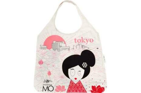 Madame Mo - Shopping bag Tokyo
