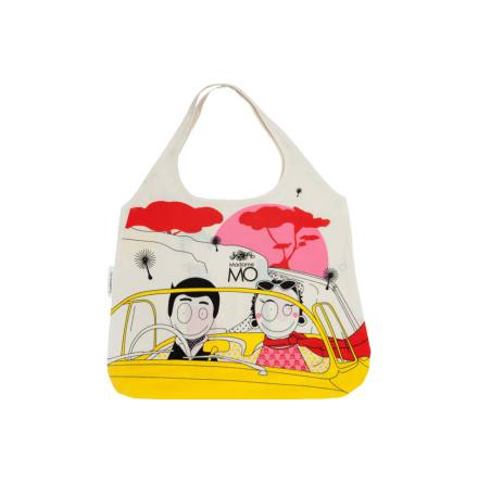 Madame Mo - Shopping bag Love
