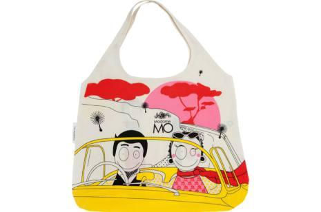 Madame Mo - Shopping bag Love