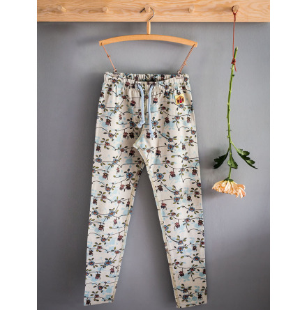 Modeerska Huset Leggings Monkey Business