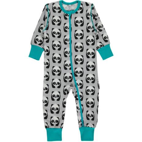 Maxomorra Pyjamas LS Panda