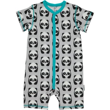 Maxomorra Pyjamas SS Panda
