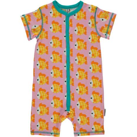 Maxomorra Pyjamas SS Goldfish