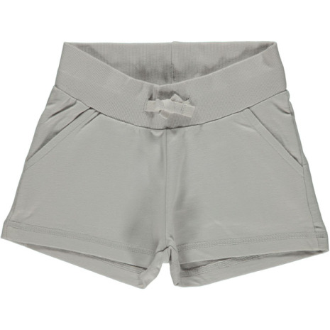 Maxomorra Sweatshorts Light Grey