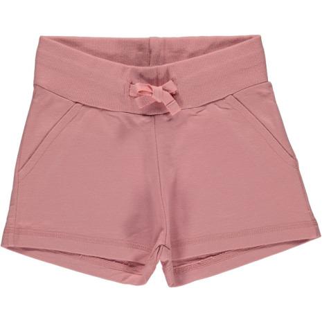 Maxomorra Sweatshorts Dusty Pink