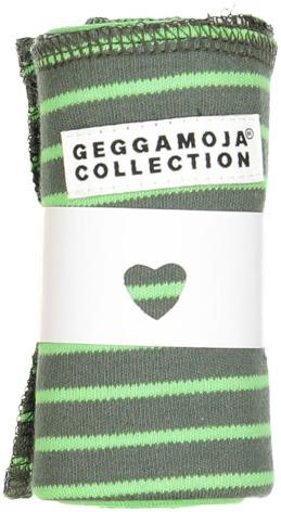 Geggamoja Snuttefilt Olivgrön/Grön