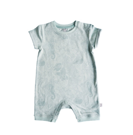 By Heritage Frans Playsuit mint