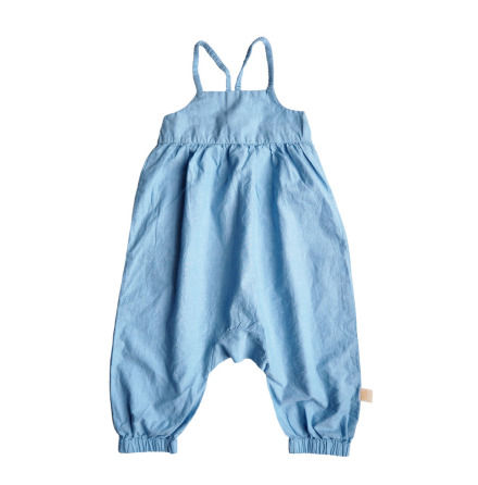 By Heritage Tilda Playsuit blue