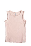 By Heritage Jenna Tank Top solid peach