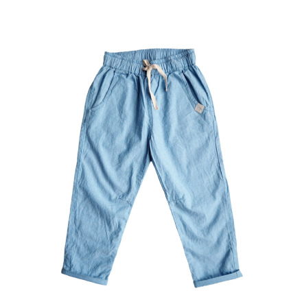 By Heritage Julius trousers woven chambery