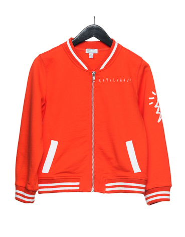 Civiliants Baseball Jacket
