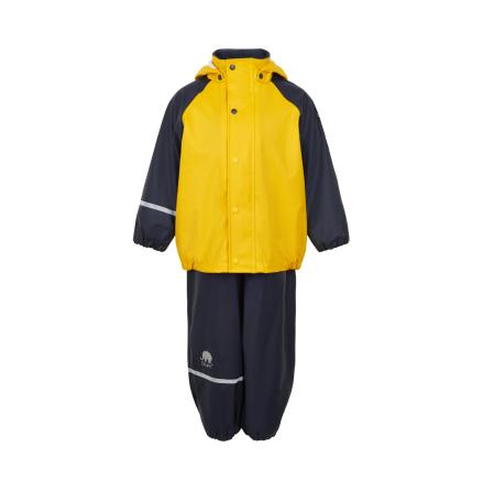 Celavi Regnställ yellow