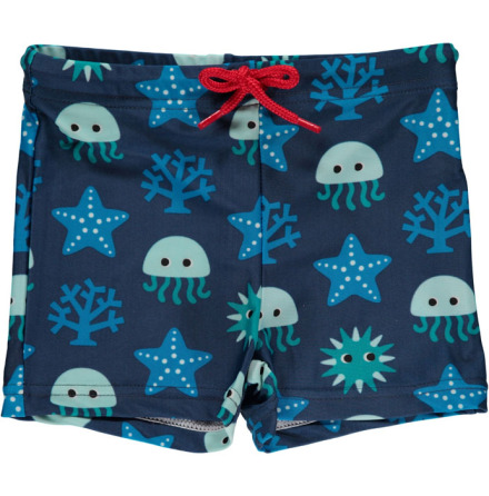 Maxomorra Swimtrunks deep sea