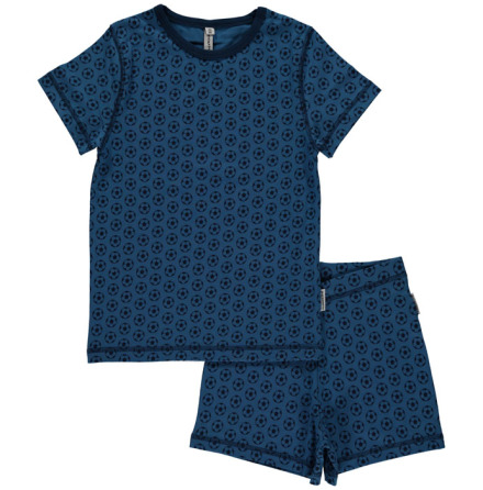 Maxomorra Pyjamas Set SS football