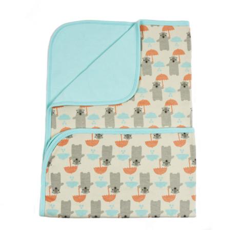 Sture & Lisa Bear blanket