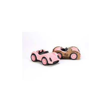 Green toys Racing Car pink