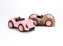 Green toys Racing Car pink