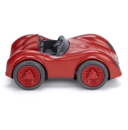 Green toys Racing Car red