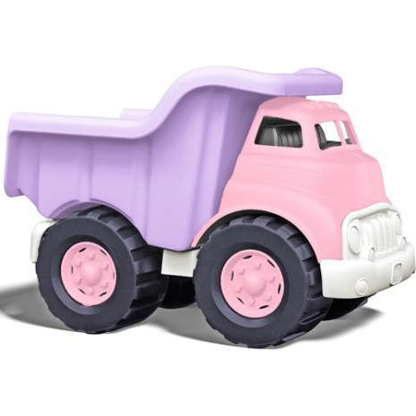 Green toys Pink Truck