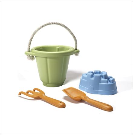 Green toys Bucketkit