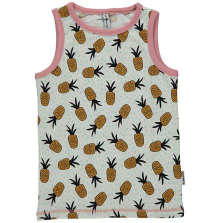 Maxomorra Tank Top pineapple spots