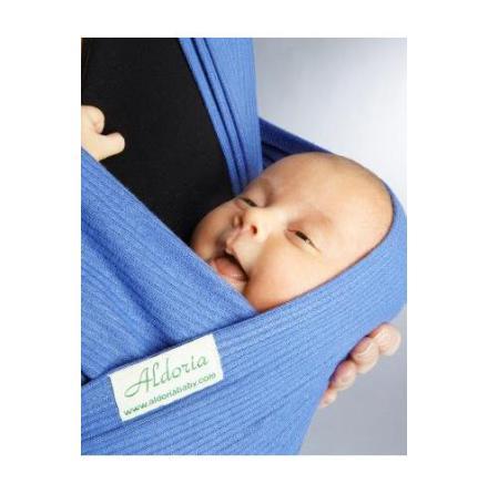 Aldoria Bambu Soft - Blå