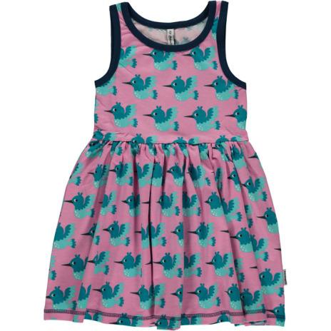 Maxomorra Dress Spin hummningbird