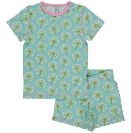 Maxomorra Pyjamas Set SS dandelion