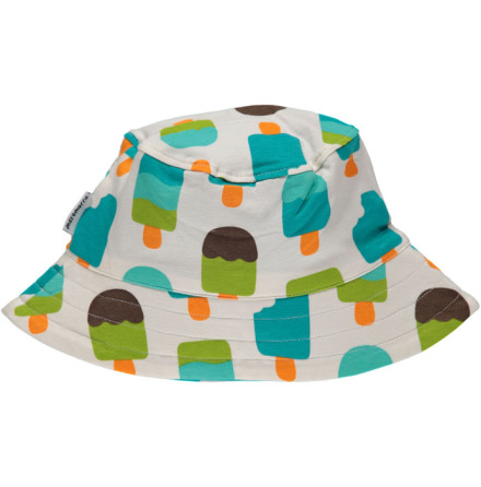 Maxomorra sun hat ice dream white