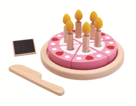 Plan toys Birthday Cake