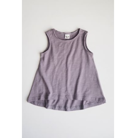 By Heritage Doris Tank Top Purple Rose