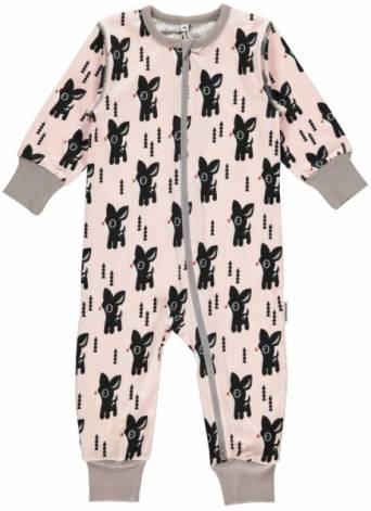 Maxomorra Pyjamas LS Bambi