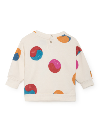BoBo Choses Little Yin Yang Sweatshirt